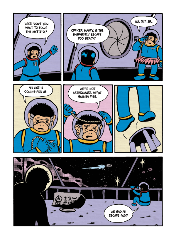 Murder Over The Milky Way Page12